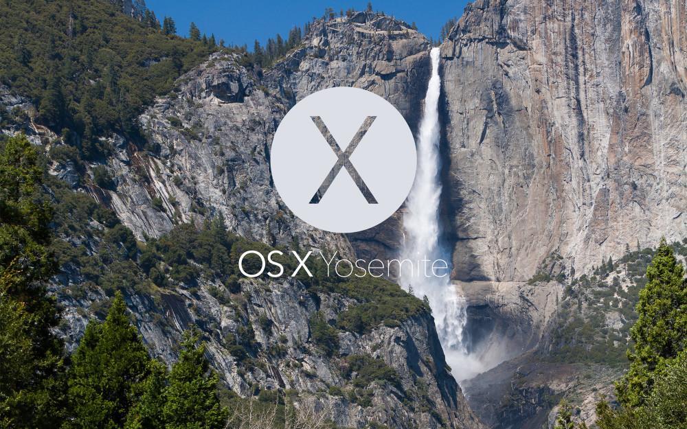 Выполняем чистую установку OS X Yosemite