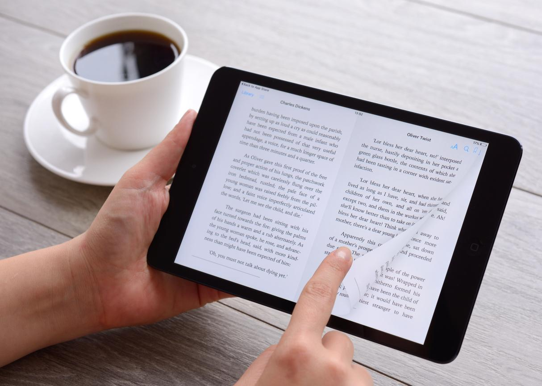 Lettera помогает выбрать и скачать электронные книги на компьютер, планшет или смартфон