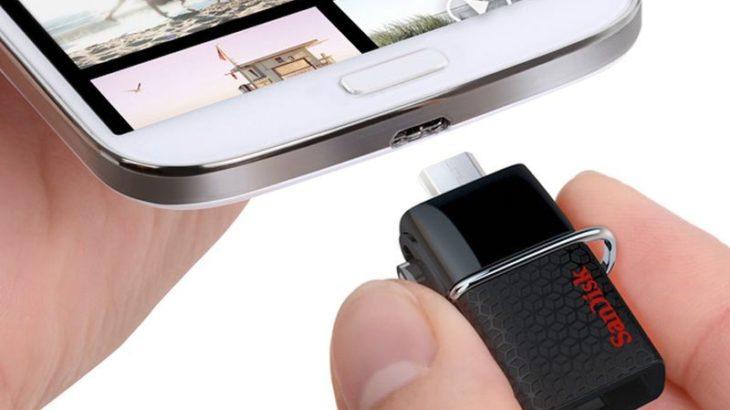 Как узнать, может ли ваш планшет на Android читать флешки (поддерживает ли он USB OTG)?