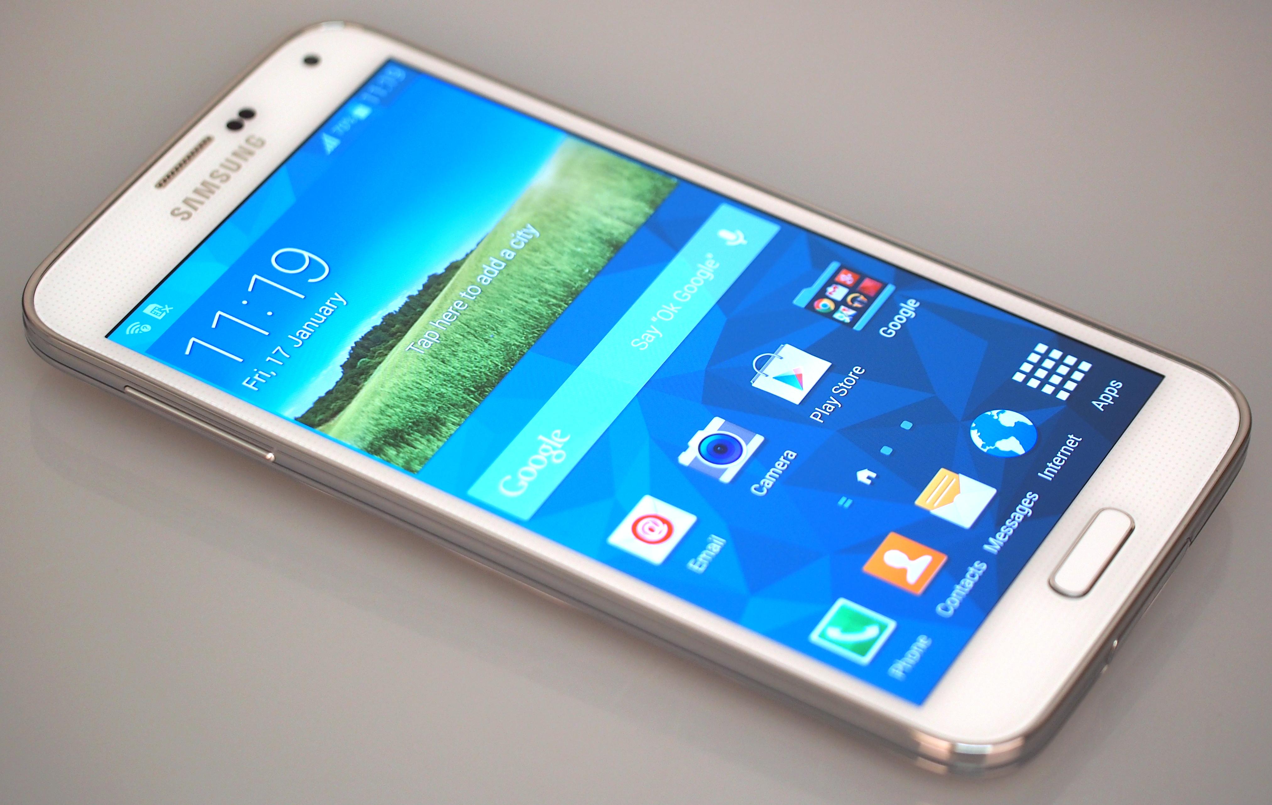 Samsung Galaxy S5: ключевые характеристики