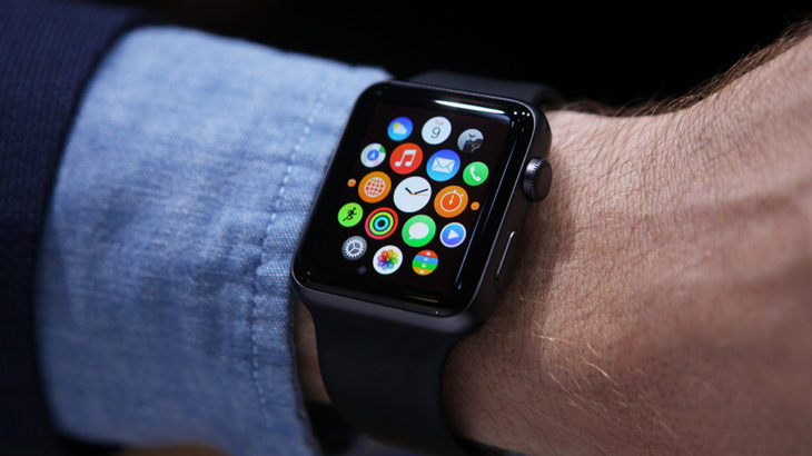 Apple Watch начнут продаваться в апреле