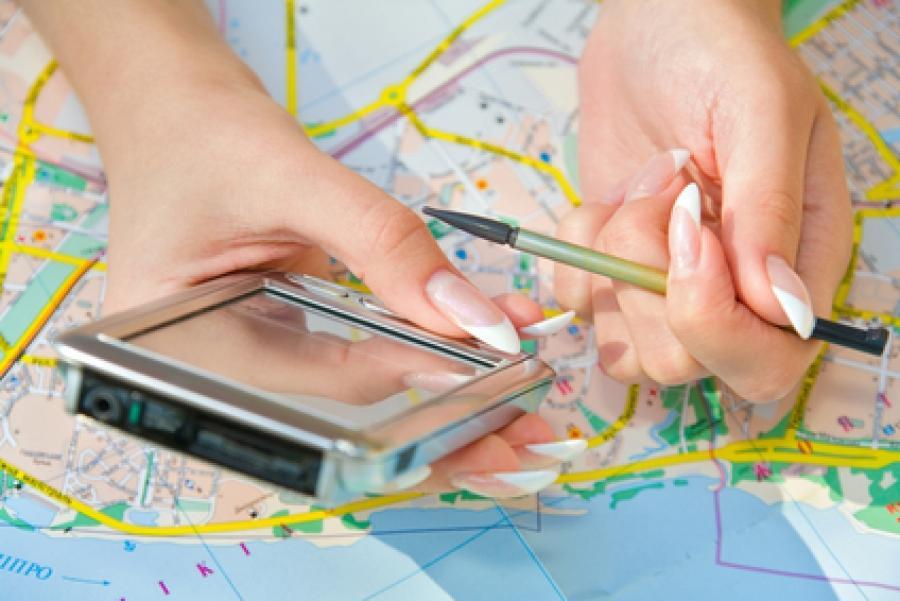 Как определить местоположение мобильного телефона
