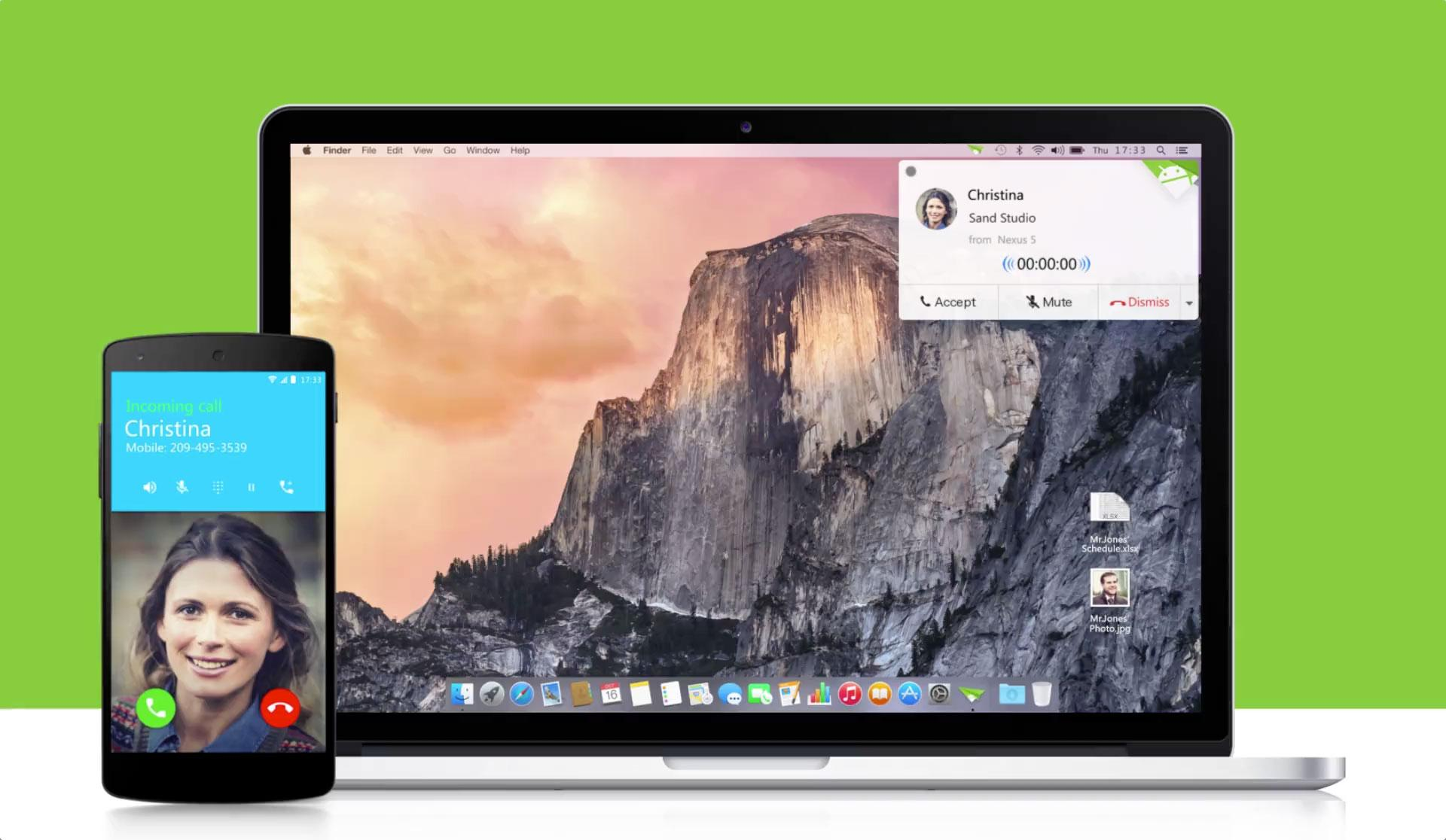 AirDroid 3 от Android vs. Continuity от Apple