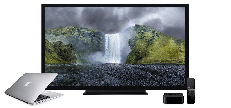 Как подключить Mac к телевизору без Apple TV