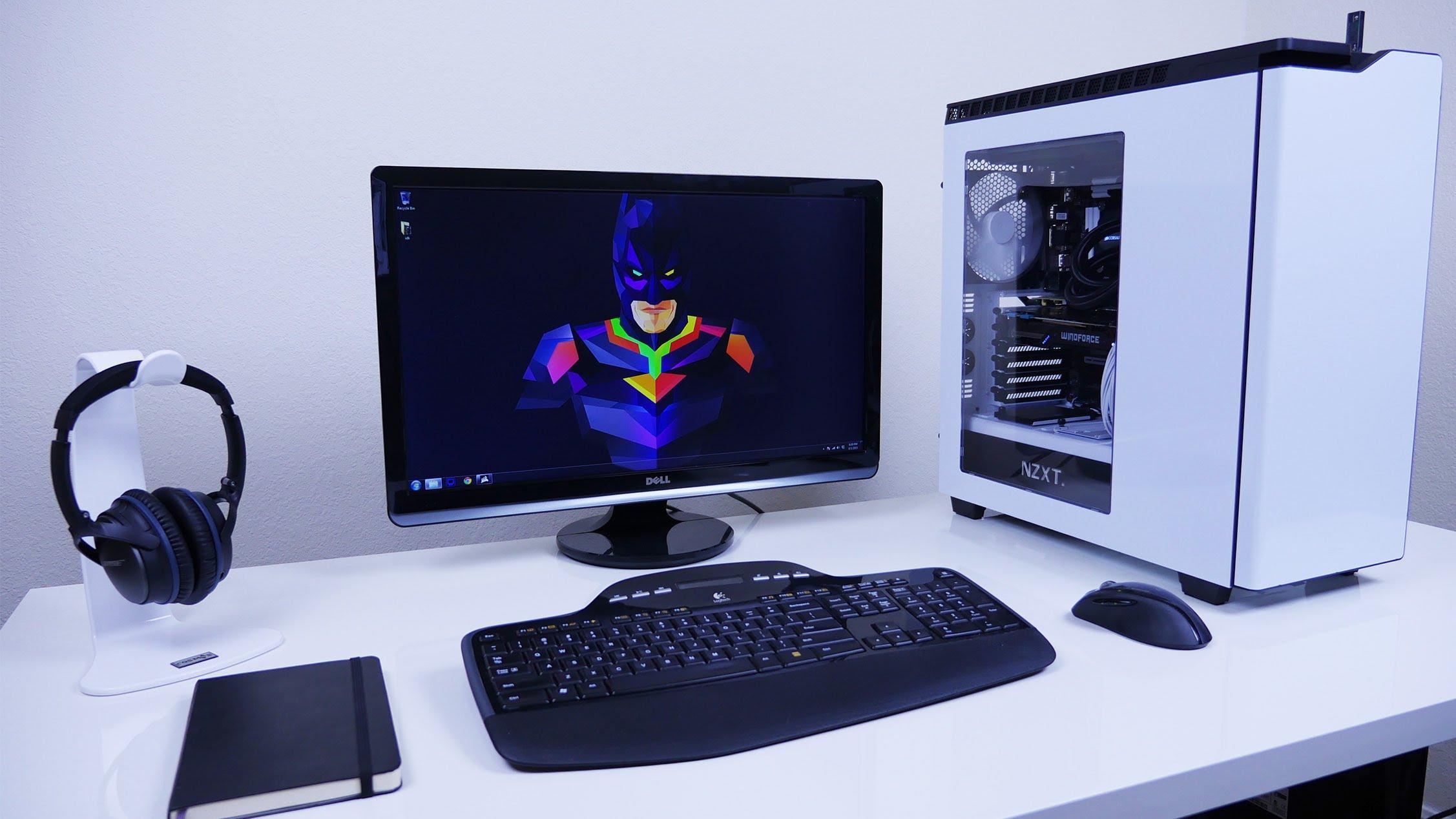 Купили новый компьютер: что делать дальше?