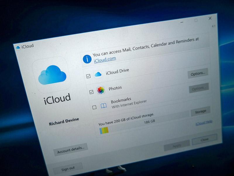 iCloud для Windows: скачиваем, устанавливаем, пользуемся