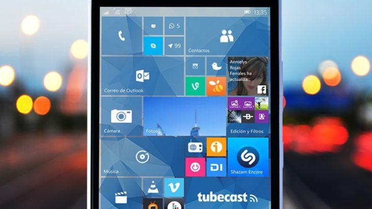 Как изменить мелодию звонка Windows Mobile 10?
