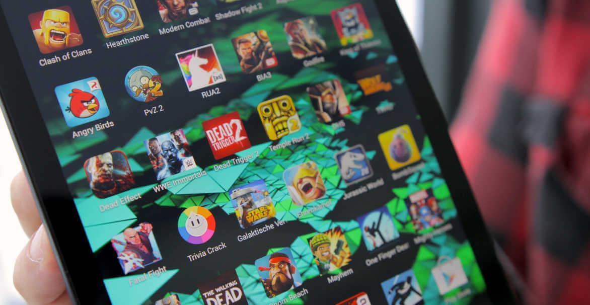 8 самых популярных игр на Андроид