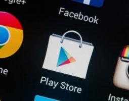 Как очистить историю поиска и приложений в Google Play