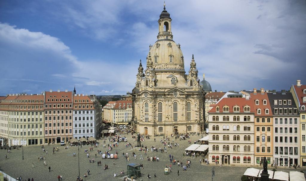 Топ-10 достопримечательностей Дрездена: фото с названиями