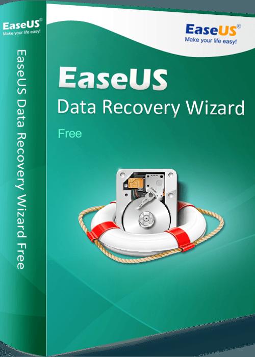 Восстановление данных с помощью EaseUS Data Recovery
