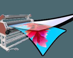 Широкоформатная ламинация: особенности и преимущества
