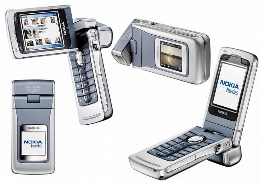Топовые телефоны Нокиа всех времен