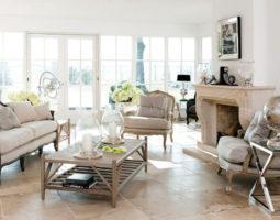 Применение старинной мебели в современном интерьере
