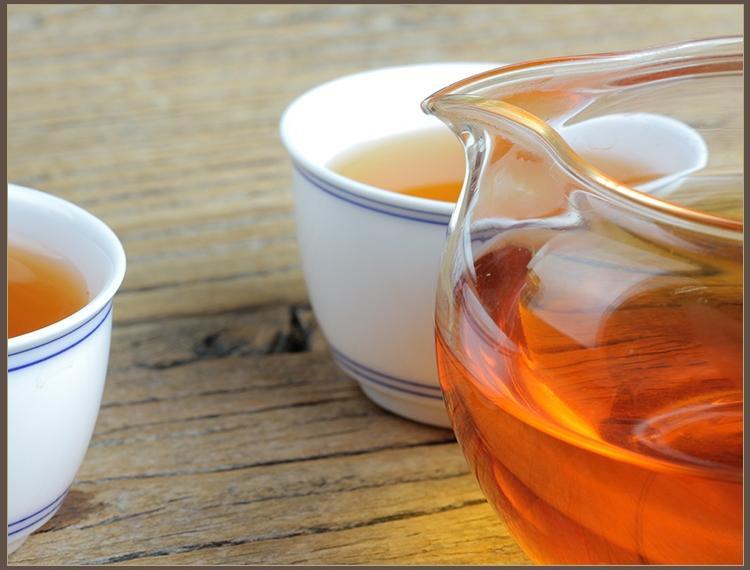 Тайваньский красный чай