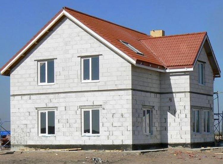 Утепляют ли дом из газобетона
