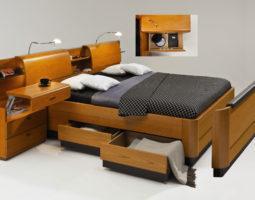 Главные характеристики двуспальных кроватей