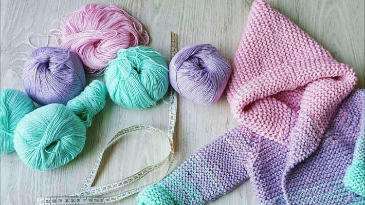 Knit Story: интернет-магазин пряжи с доставкой на дом