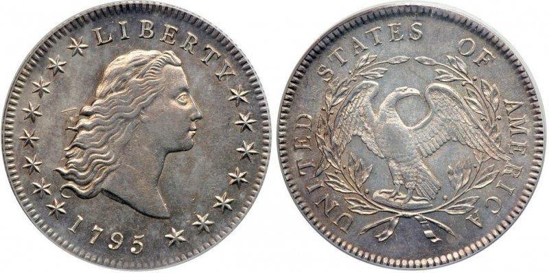 Знаменитые монеты США