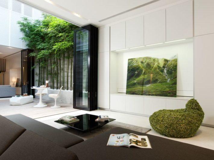 Тренды в дизайне интерьера квартиры в 2020 году