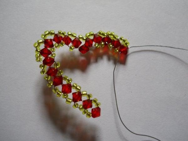 Сердце из бисера и проволоки: пошаговый мастер-класс сердце из бисера