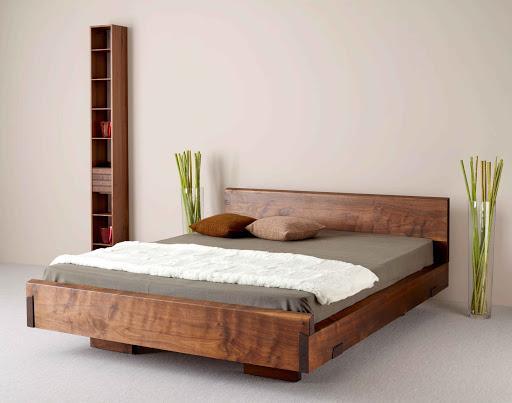 Какой должна быть идеальная кровать из натурального дерева