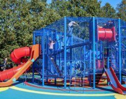Компания Авен — производитель детских, спортивных площадок и малых архитектурных форм