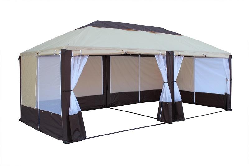 Торговая палатка: разновидности и советы по выбору