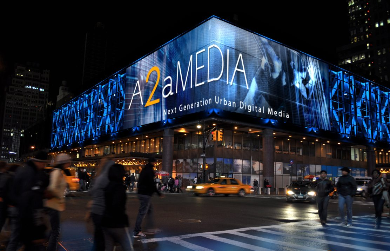 Медиафасады как олицетворение инноваций современных обликов зданий