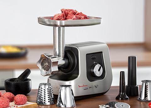 Электрические мясорубки от французского бренда Moulinex – надежные, практичные и многофункциональные устройства для кухни