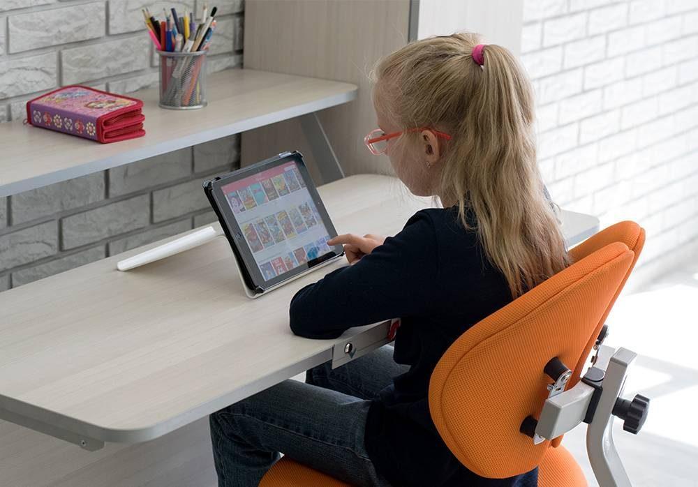 Компьютерные кресла для здоровья школьников